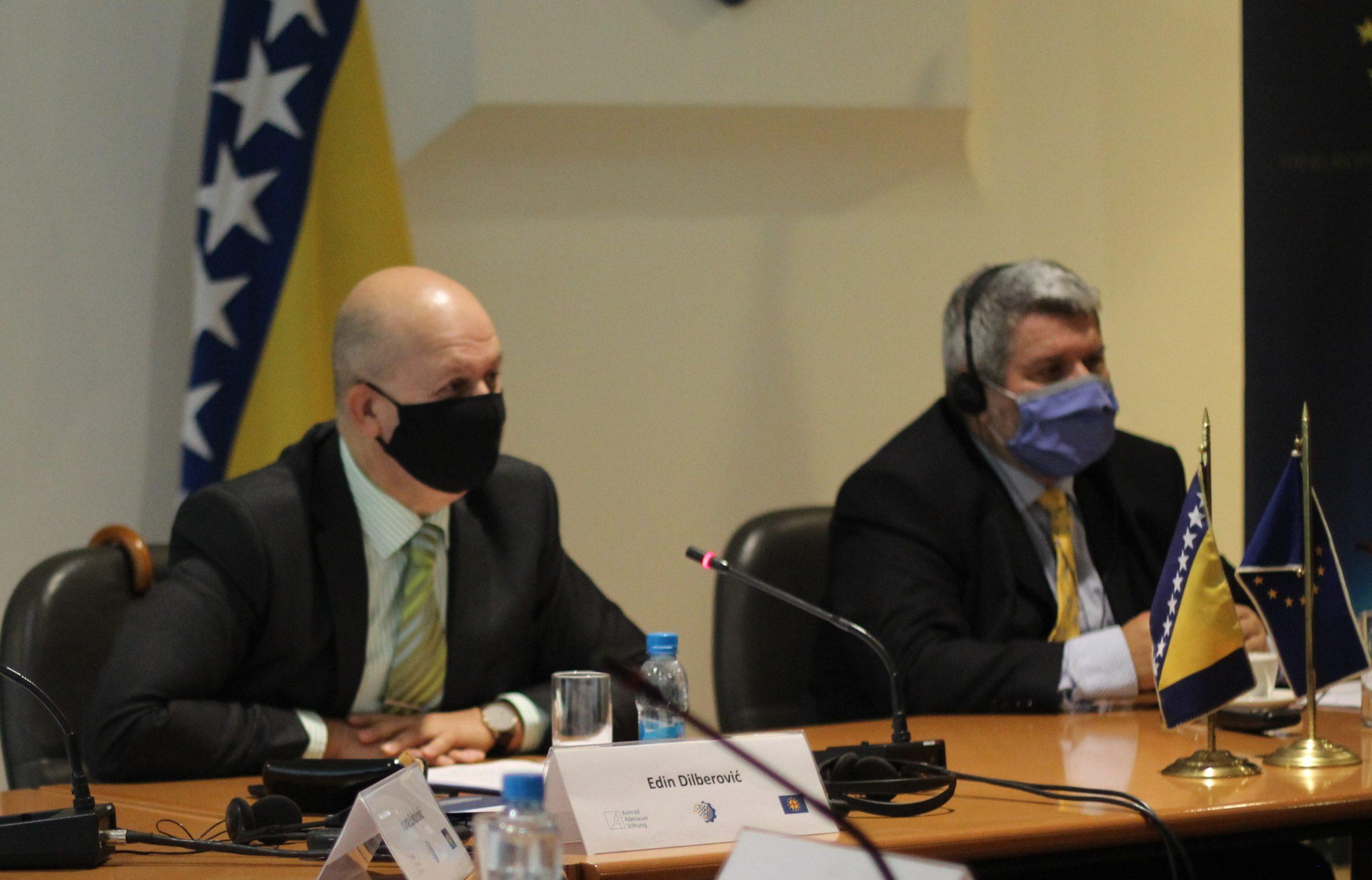 Dilberović pojasnio šta 14 prioriteta EU znači za BiH