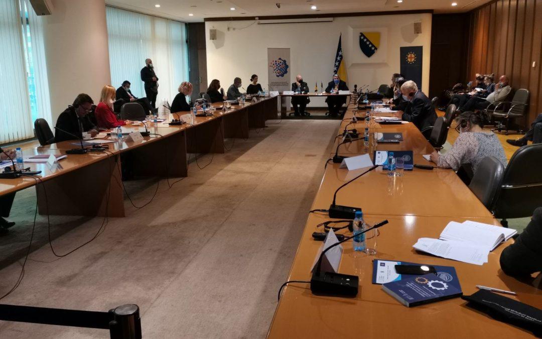 'Konkretan razgovor': Ocjenjivat će se napredak BiH, u kontekstu 14 prioriteta