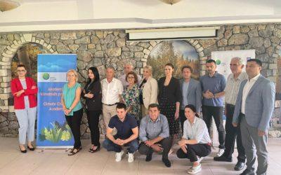 Održana Akademija klimatskih promjena u Bijeljini